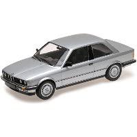 1/18 BMW 323 I 1982 Silver