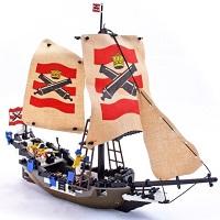 LEGO 6271 シーライオン号