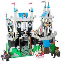 LEGO 6090 ロイヤルキング城