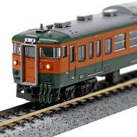10-1481 115系1000番台湘南色 JR仕様 基本 7両