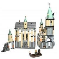 LEGO 4709 ハリーポッターと賢者の石 ホグワーツ城
