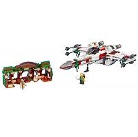 LEGO 4502 Xウイング ファイター