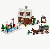 LEGO 10216 ウィンタービレッジベーカリー