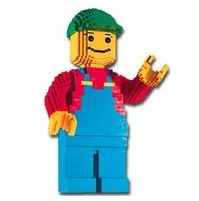 LEGO 3723 Mini Figure