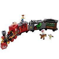 LEGO 7597 ウェスタン トレインの追跡