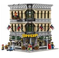 LEGO 10211 グランドデパートメント