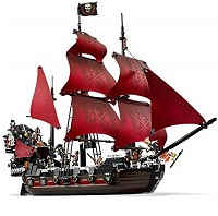 LEGO 4195 アン王女の復讐号