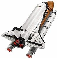 LEGO 10231 シャトルエクスペディション