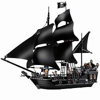 LEGO 4184 ブラックパール号