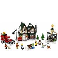 LEGO 10222 ウィンターポストオフィス