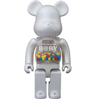 BE@RBRICK MY FIRST BE@RBRICK B@BY MCT 15th Anniversary 400%