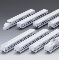 TOMIX 92991 300 3000系東海道 山陽新幹線セット