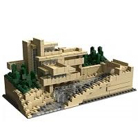 LEGO 21005 カウフマンズ邸 落水荘