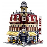 LEGO 10182 カフェコーナー