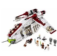 LEGO 75021 リパブリック ガンシップ