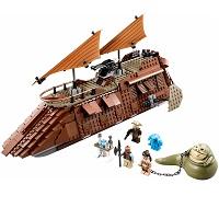 LEGO 75020 ジャバのセールバージ