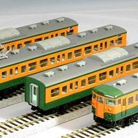 TOMIX HO-015 115 1000系  湘南色 冷房車 4両基本セット