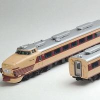 TOMIX HO-085 489系特急電車 初期型 基本セット