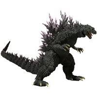 S.H.MonsterArts ゴジラ 2000 ミレニアム