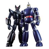 超合金魂 GX-44S 太陽の使者 鉄人28号VSブラックオックス