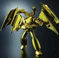 超合金魂 GX-49G 真マジンガーZ ゴールドVer