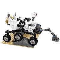 LEGO NASA 21104 マーズ サイエンス ラボラトリー キュリオシティローバー