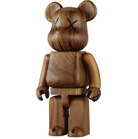 BE@RBRICK WORLD WIDE TOUR KAWS カリモク 400%
