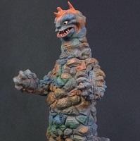 大怪獣シリーズ 透明怪獣ゴルバゴス