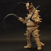 大怪獣シリーズ 地底怪獣 グドン 少年リックVer