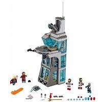 LEGO 76038 アベンジャーズタワーの攻撃
