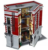 LEGO 75827 ゴーストバスターズ 消防本部