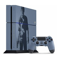 PS4 PlayStation 4 アンチャーテッド リミテッドエディション