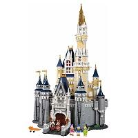 LEGO 71040 シンデレラ城