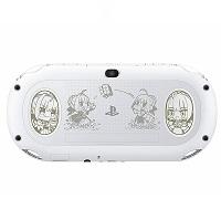 PlayStation Vita Fate/EXTELLA 刻印モデル グレイシャー ホワイト