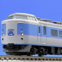 TOMIX 98612 189系電車 M50編成 あずさ色 セット