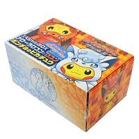 ポケモンカードゲーム サン&ムーン スペシャルBOX アローラロコン & ロコンポンチョのピカチュウ