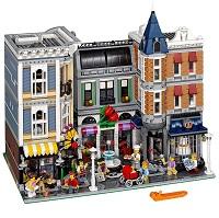 LEGO 10255 にぎやかな街角