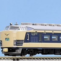 TOMIX 98968 JR 583系特急電車 きたぐに 国鉄色 10両セット