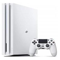 PS4 PlayStation 4 Pro  グレイシャー ホワイト 1TB CUH-7000BB02