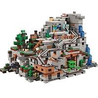 LEGO  21137 山の洞窟