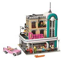 LEGO 10260 ダウンタウンダイナー