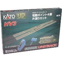 3-113 HV-3 電動ポイント4 番片渡りセット