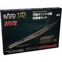 3-112 HV-2 手動ポイント6番待避線セット