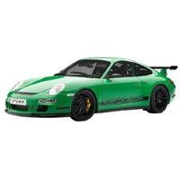 1:12 ポルシェ 911 997 GT3 RS グリーン ブラック