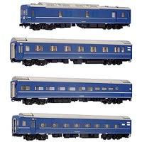 3-510 24系25形寝台特急客車基本 4両