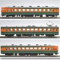 3-506 165系急行形電車増結 3両