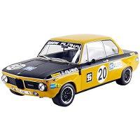 "1/18 BMW 1600 ""BMW ALPINA"" HELMUT・MARKO CLASS ETCC Austria trophy Salzburgring winner 1970"