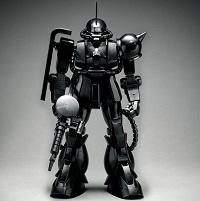 PG 1/60 MS-06S ザクII mastermind JAPAN Ver