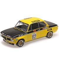 1/18 BMW 2002 GS TUNING BASCHE INTERNATIONALS 5 ADAC FLUGPLATZRENNEN DIEPHOLZ DRM WINNER 1972