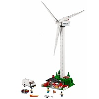 LEGO 10268 ベスタスの風力発電機